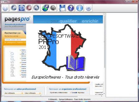 Capture d'écran PPPro Linux