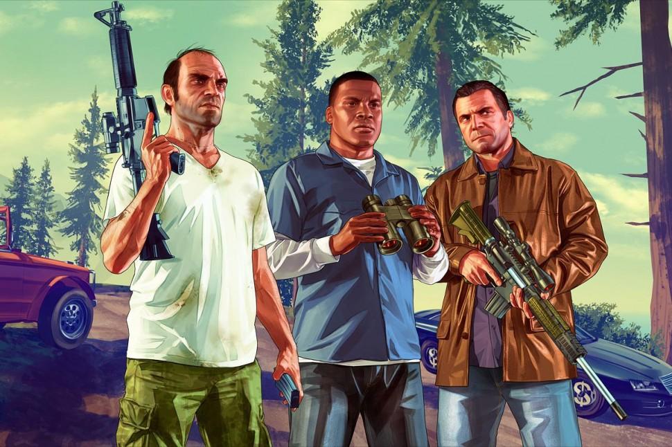 Capture d'écran Grand Theft Auto V : The Manual