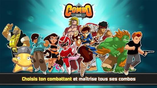 Capture d'écran Combo Crew