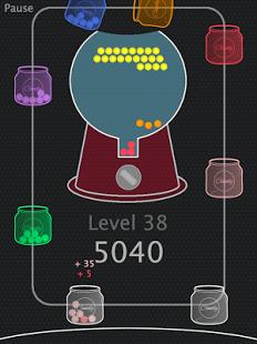 Capture d'écran 100 Balls