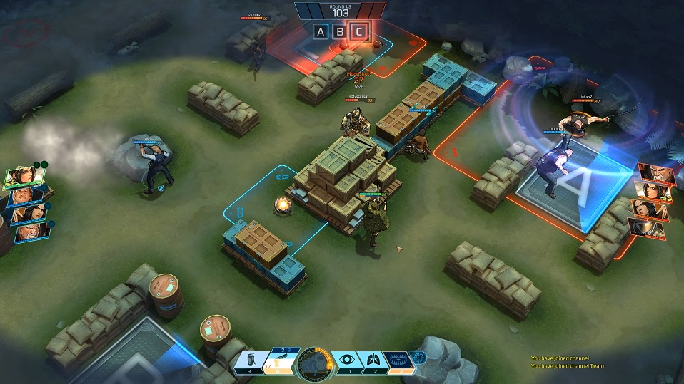 Capture d'écran Tango 5 IOS