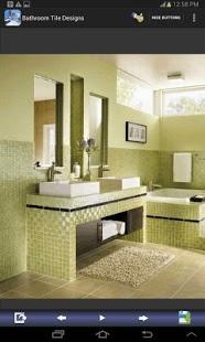 Capture d'écran Best Bathroom Tile Designs