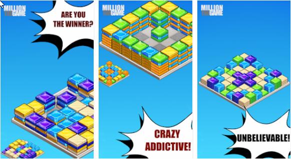 Capture d'écran Million: The Game iOS
