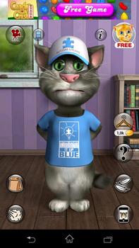 Capture d'écran Mon Tom qui parle Android