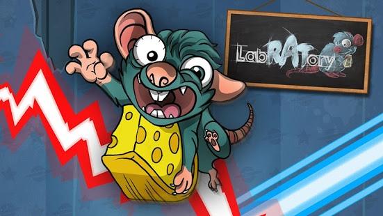 Capture d'écran Tiny Labyrinth Rats: LabRATory
