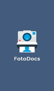 Capture d'écran FotoDocs