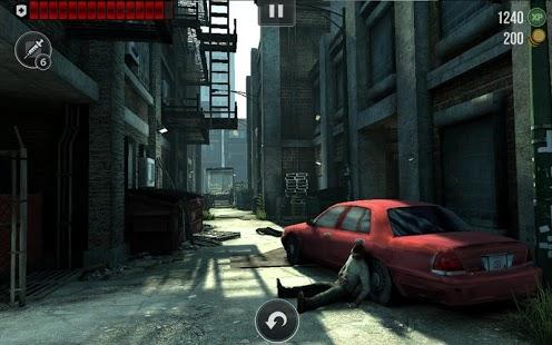 Capture d'écran World War Z