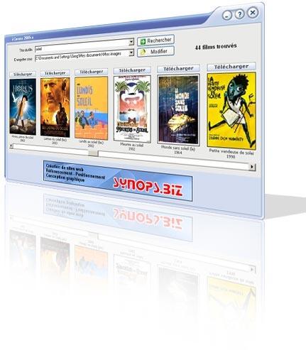 Capture d'écran i-Covers