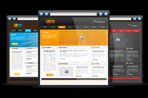 Capture d'écran WebCreator Pro 6