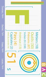 Capture d'écran Bac mini (Licence)