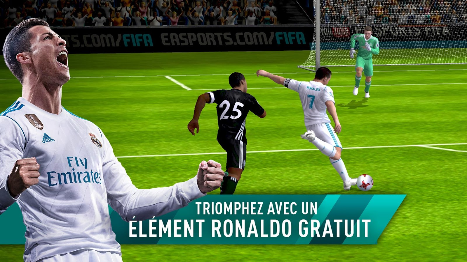 Capture d'écran FIFA 18 Mobile Android