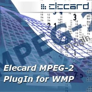 Capture d'écran Elecard MPEG-2 PlugIn for WMP