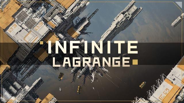 Capture d'écran Infinite Lagrange Android