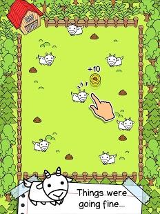 Capture d'écran Goat Evolution – Les Chèvres
