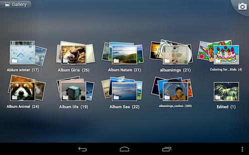 Capture d'écran Galerie de photos 3D et HD