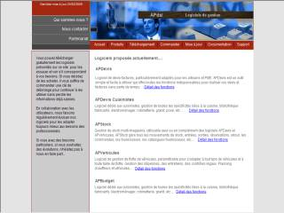 Capture d'écran APStock