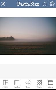 Capture d'écran InstaSize