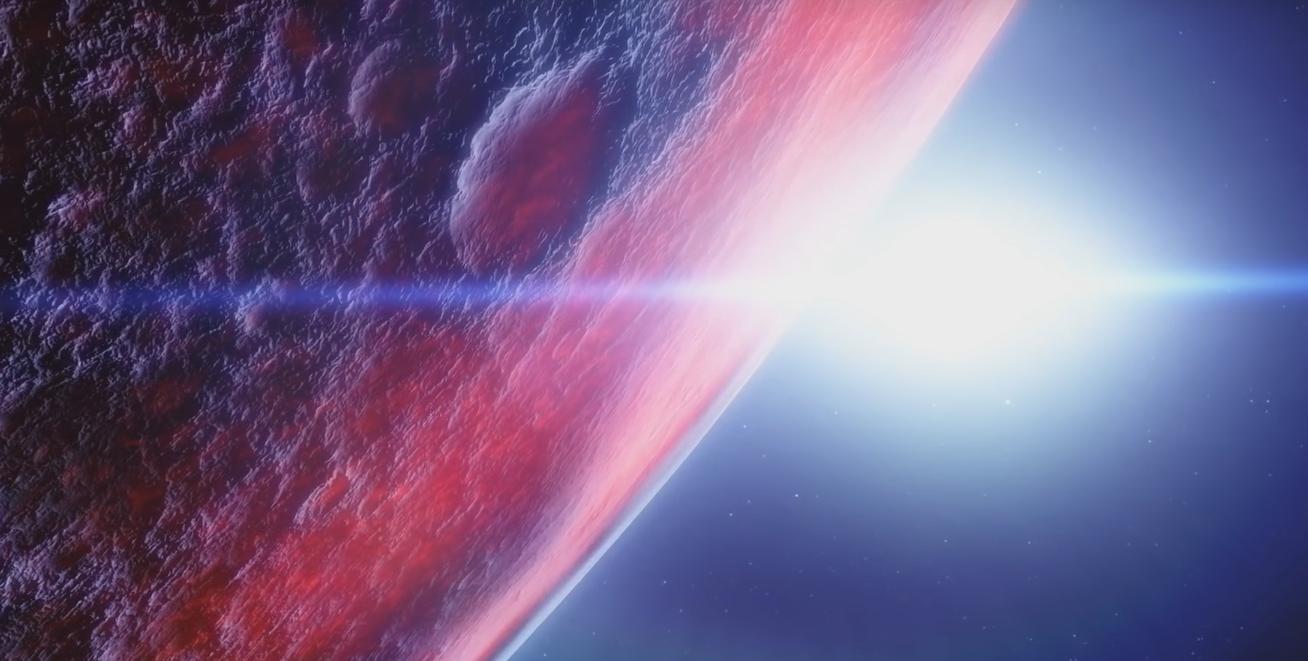Capture d'écran Space Engine
