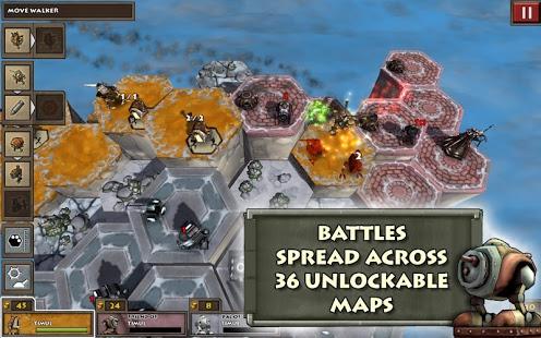 Capture d'écran Greed Corp