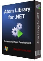 Capture d'écran Atom Library for .NET – Personal Edition