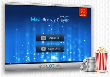 Capture d'écran Macgo Mac Blu-ray Player