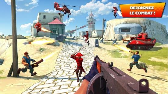 Capture d'écran Blitz Brigade – FPS en ligne !