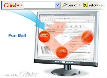 Capture d'écran Crawler Fun Ball