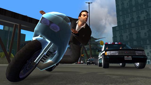 Capture d'écran Grand Theft Auto : Liberty City Stories iOS
