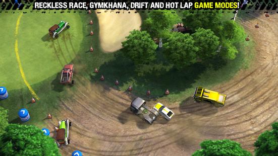 Capture d'écran Reckless Racing 3