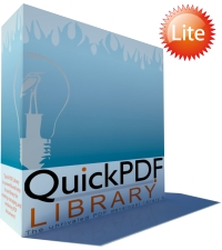 Capture d'écran Quick PDF Library Lite