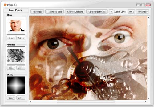 Capture d'écran Image Inc.