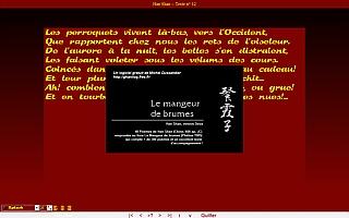 Capture d'écran HanShan
