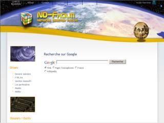 Capture d'écran MadLib for Purebasic
