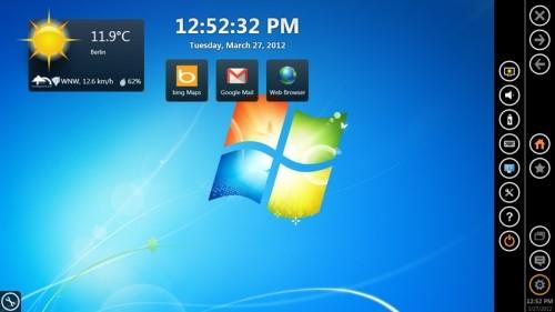 Capture d'écran FrontFace