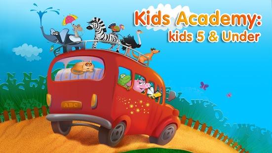 Capture d'écran Montessori preschool games app