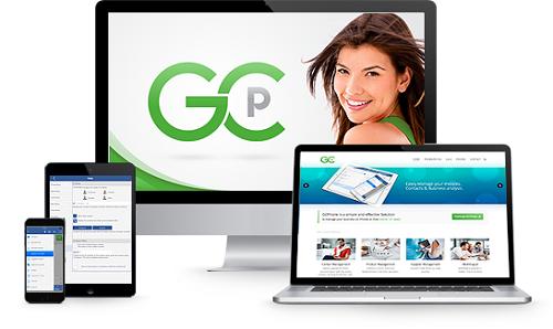 Capture d'écran GCPhone PC