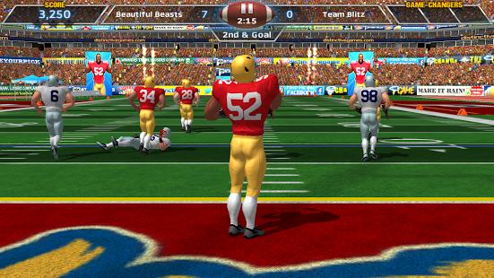 Capture d'écran Football with Patrick Willis