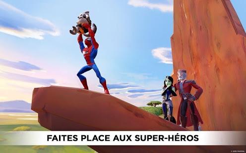 Capture d'écran Disney Infinity 2.0 Toy Box