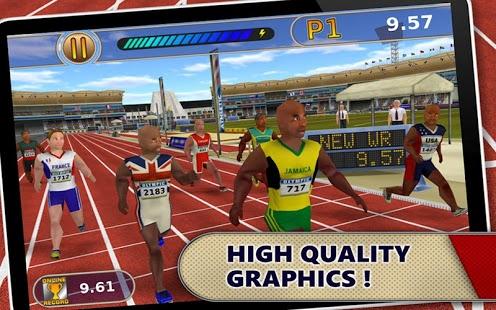 Capture d'écran Athletics: Summer Sports