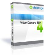 Capture d'écran VisioForge Video Capture SDK (ActiveX Version)