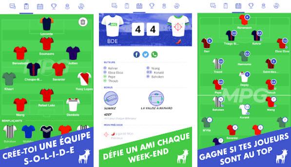 Capture d'écran MPG – Mon Petit Gazon Android