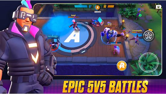 Capture d'écran Rumble League Android