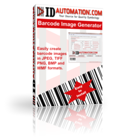 Capture d'écran Barcode Image Generator for Mac OSX