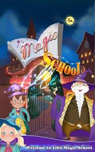 Capture d'écran Magic School