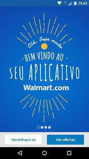 Capture d'écran Walmart.com