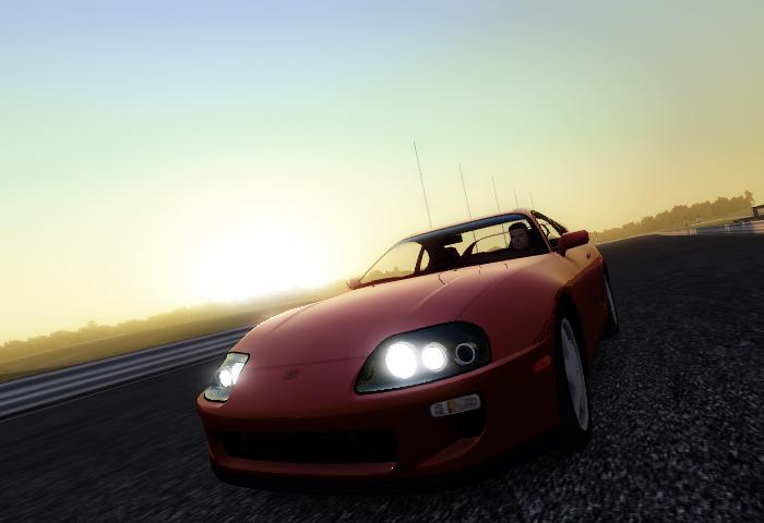 Capture d'écran Racer