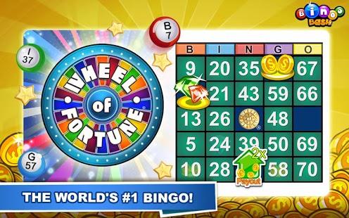 Capture d'écran Bingo Bash – Free Bingo Casino