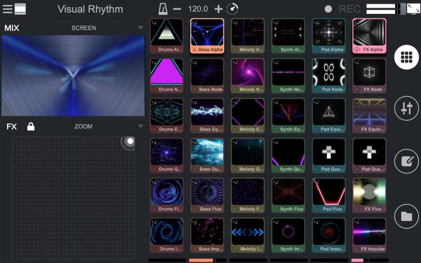 Capture d'écran RemixVideo Mac