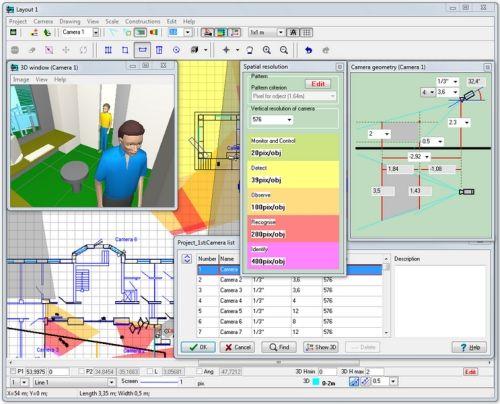 Capture d'écran VideoCAD Starter