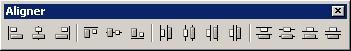 Capture d'écran Aligner pour AutoCAD 2007/2008